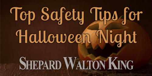 Safety Tips Halloween