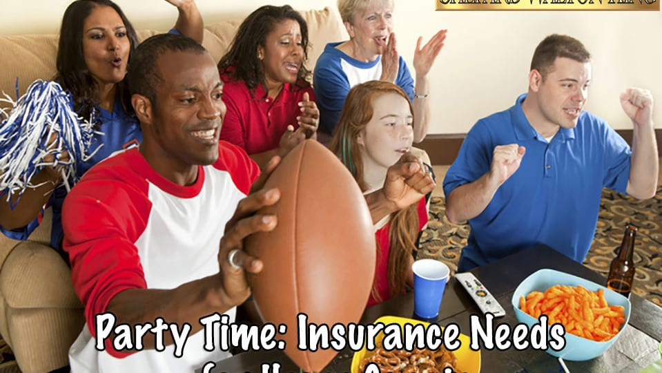 Party Home Insurance