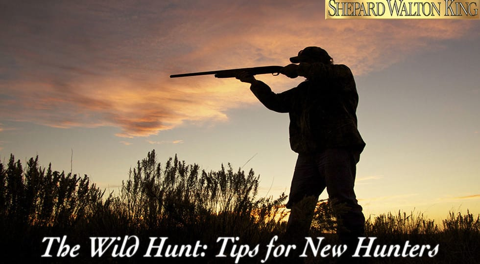 Tips for Hunters