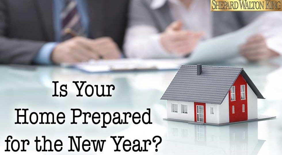 Home Insurance New Year