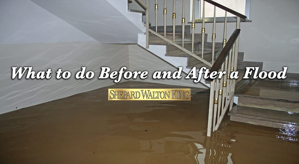 Flood home insurance