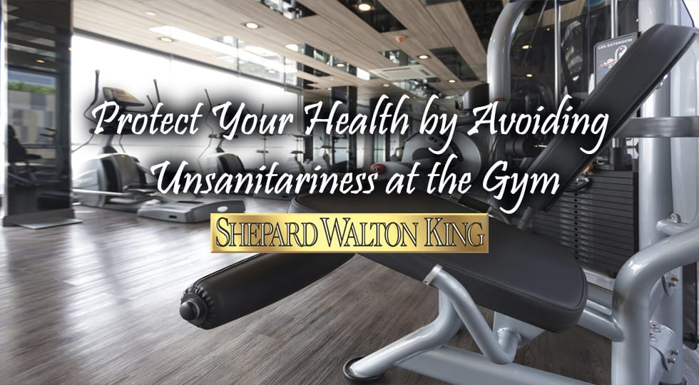 Health at the gym