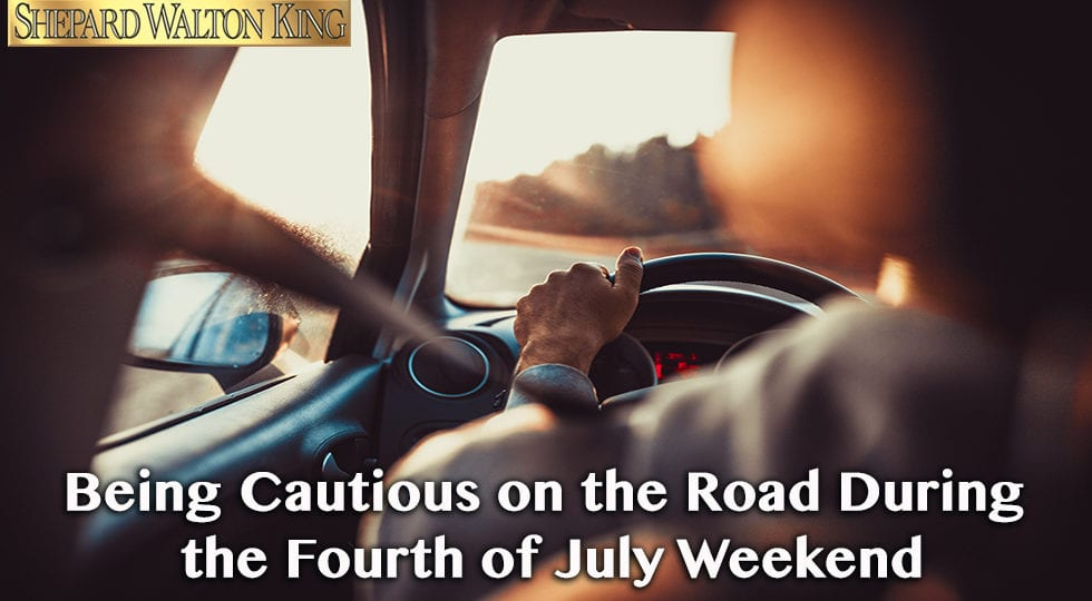 fourth of july road safety