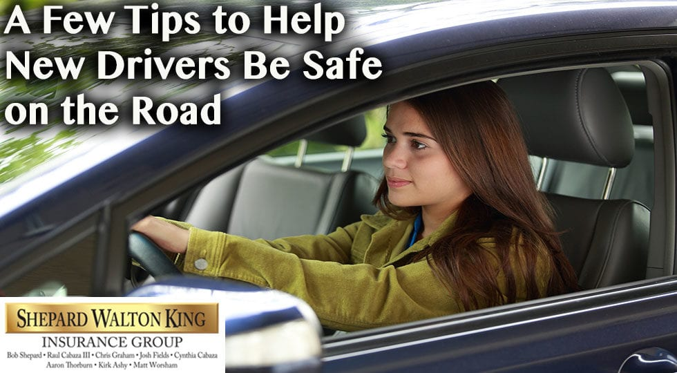 New Drivers safety