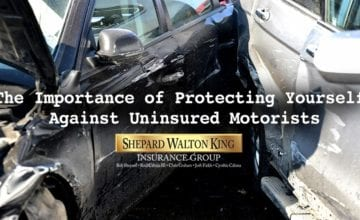 Protect against uninsured motorist