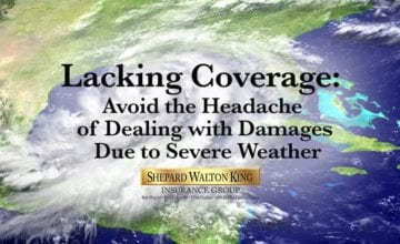 Severe Weather Insurance