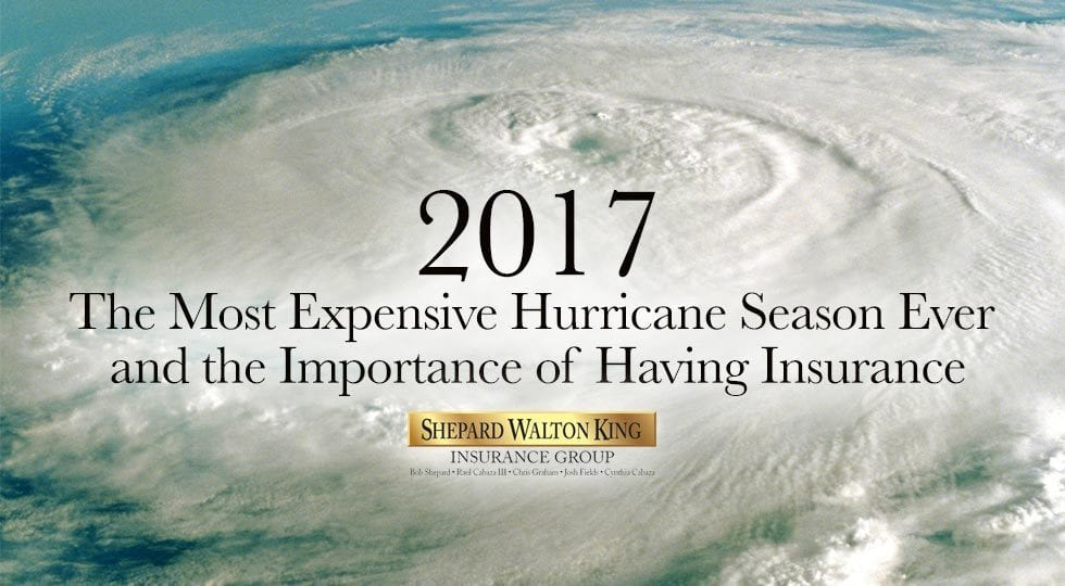 Hurricane Season Insurance