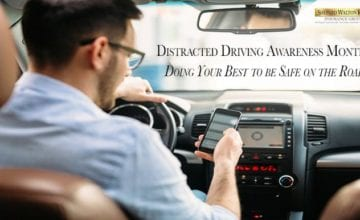 Distracted Drivers Safety