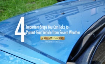 Vehicle Insurance in sever weather