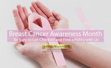 Breast Cancer Health Insurance | Shepard Walton King Insurance Group