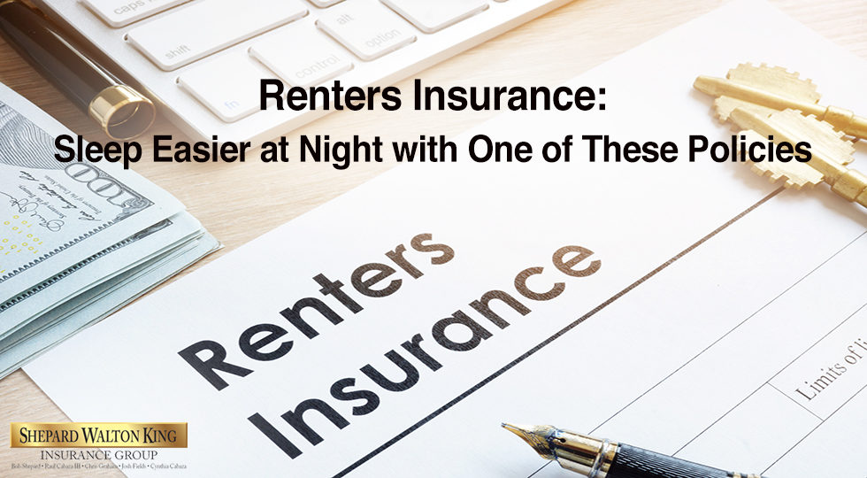 Renters Insurance: Sleep Easier at Night with One of These Policies