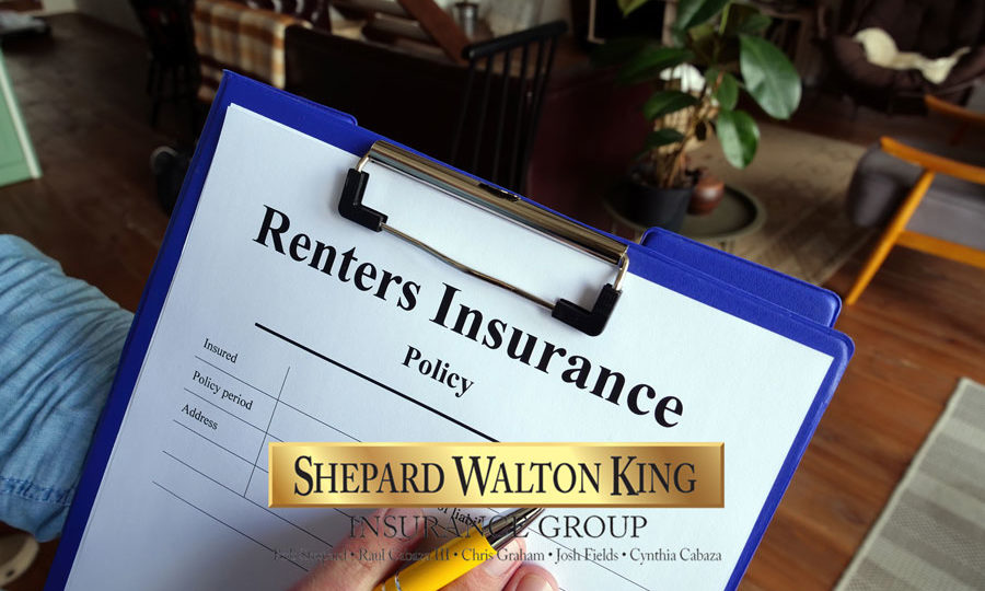 If You Chose to Rent, Then Renters Insurance is in Order!